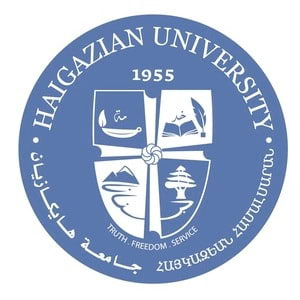 Haigazian University logo