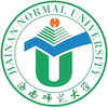 Hainan Normal University logo