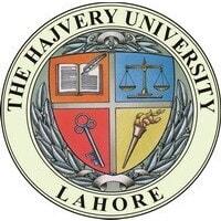 Hajvery University logo
