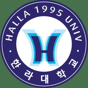 Halla University logo