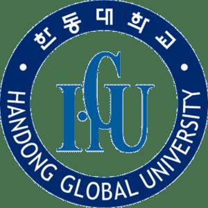Handong Global University logo
