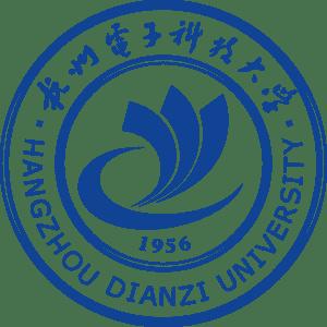 Hangzhou Dianzi University logo