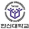 Hanshin University logo