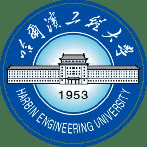 Harbin Engineering University logo