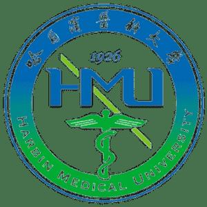 Harbin Medical University logo