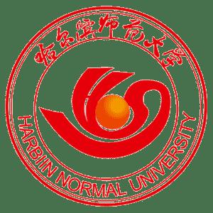 Harbin Normal University logo