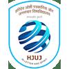 Haridev Joshi University of Journalism and Mass Communication logo
