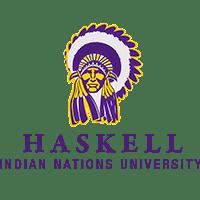 Haskell Indian Nations University logo