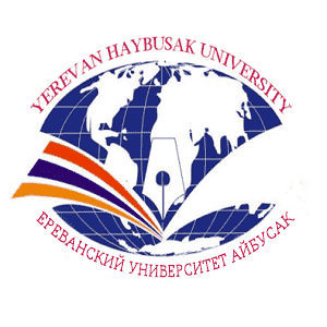 Haybusak University of Yerevan logo