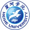 Heihe University logo