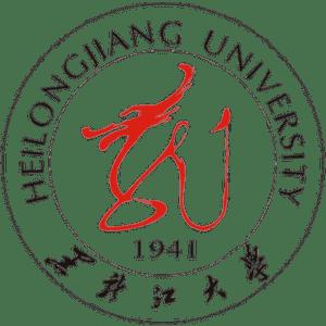 Heilongjiang University logo