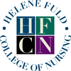 Helene Fuld College of Nursing logo
