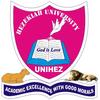 Hezekiah University logo