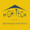 High Technology School in Morocco logo