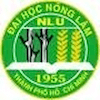 Ho Chi Minh City University of Agriculture and Forestry logo