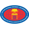 Ho Chi Minh City University of Social Sciences and Humanities logo