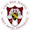Holy Angel University logo