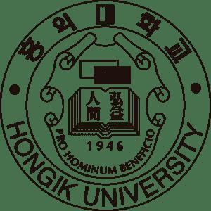 Hongik University logo