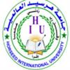 Horseed International University logo