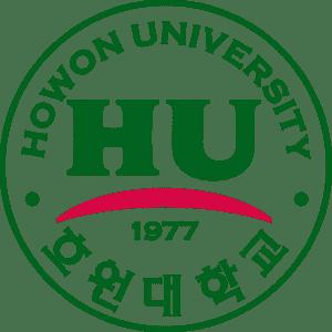 Howon University logo