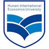 Hunan International Economics University logo