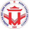 Hung Vuong University logo