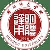 Huzhou University logo