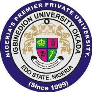 Igbinedion University Okada logo