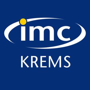 IMC University of Applied Sciences in Krems logo