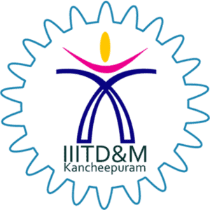Indian Institute of Information Technology, Design and Manufacturing logo