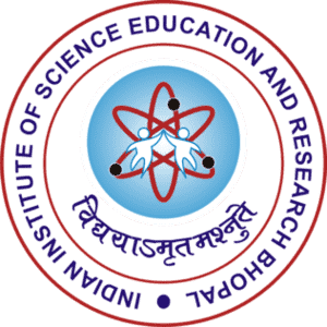 Indian Institute of Science Education and Research, Bhopal logo