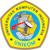 Indonesian Computer University logo