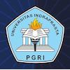 Indraprasta PGRI University logo