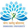 Indrashil University logo
