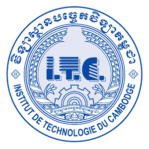 Institute of Technology of Cambodia logo
