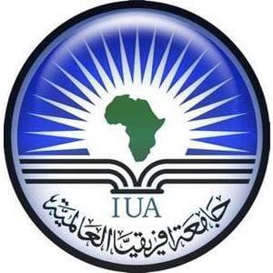 International University of Africa logo
