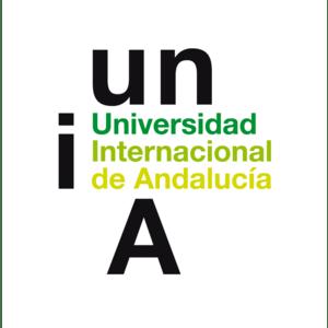 International University of Andalusia logo