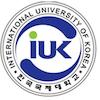 International University of Korea logo