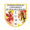 International University of Malaya-Wales logo
