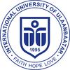 International University of Ulaanbaatar logo