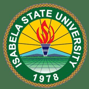 Isabela State University logo