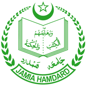 Jamia Hamdard University logo