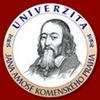 Jan Amos Komensky University Prague logo