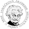 Janacek Academy of Music and Performing Arts in Brno logo
