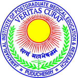 Jawaharlal Institute of Postgraduate Medical Education and Research logo