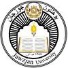 Jawzjan University logo