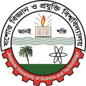 Jessore University of Science and Technology logo