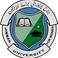 Jinnah University for Women logo