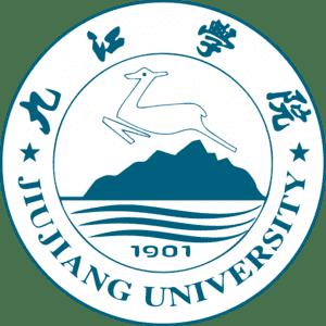 Jiujiang University logo