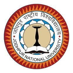 Jodhpur National University logo